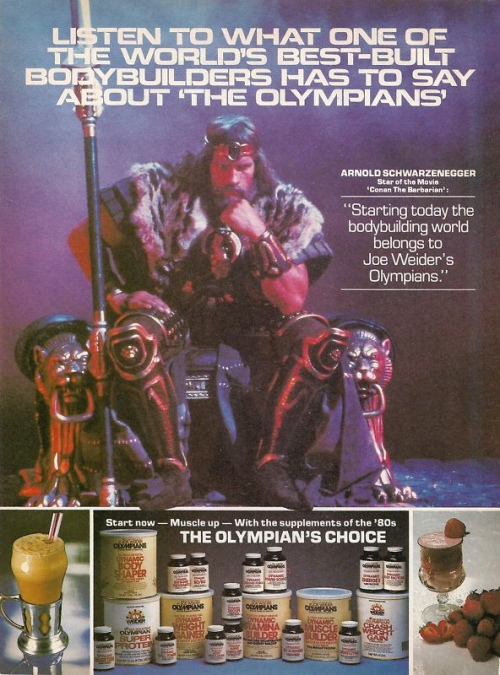 Olympians 1982