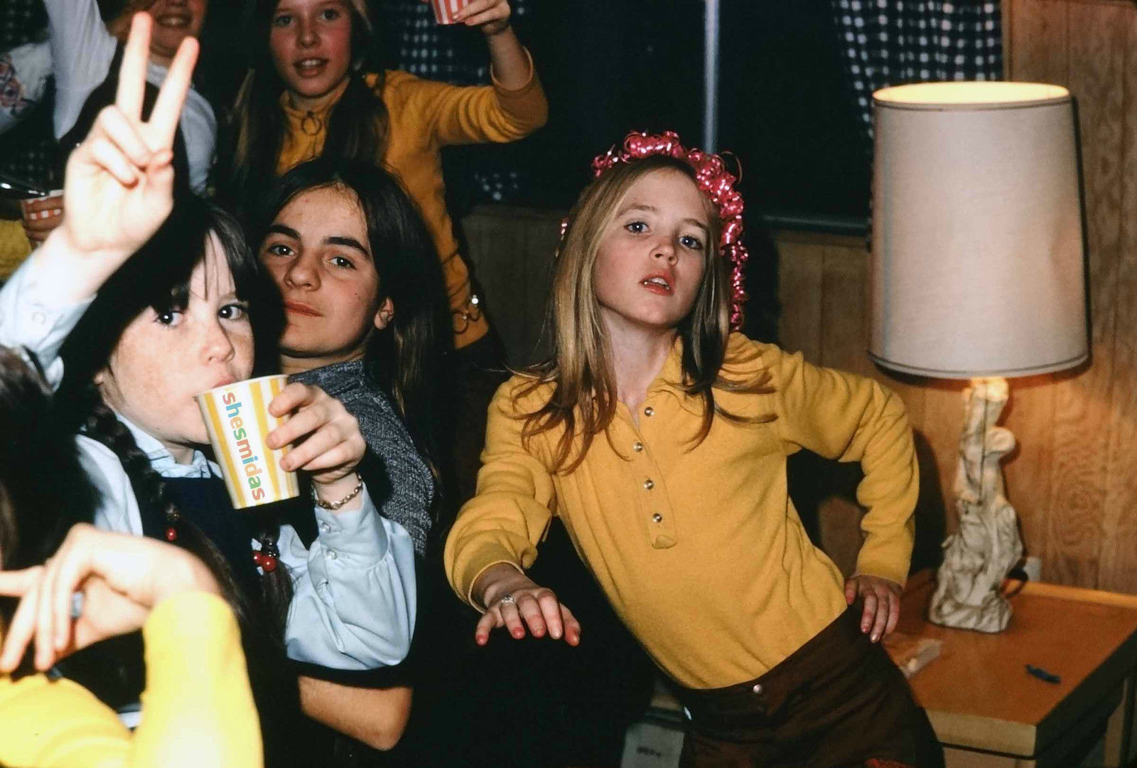 Kids Fashion Show Party