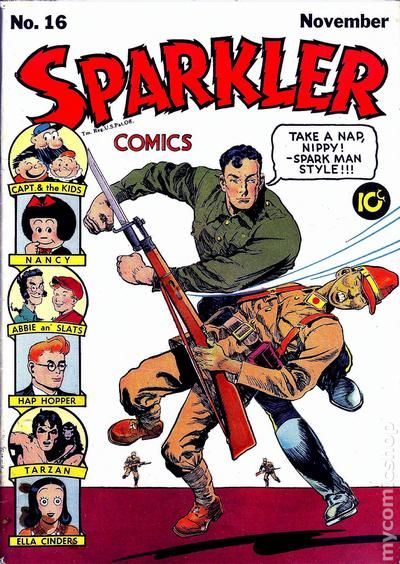 Sparkler #16