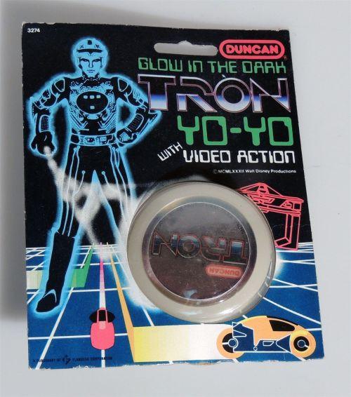 Tron Yo Yo 1982-3