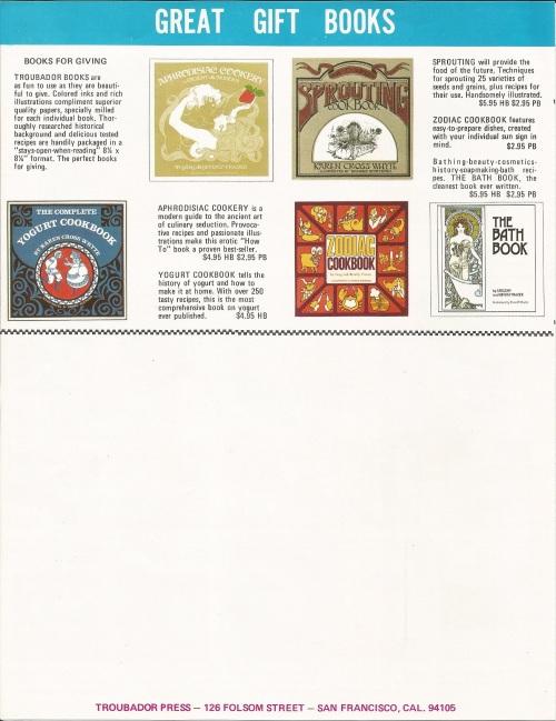 Troubador 1973-4