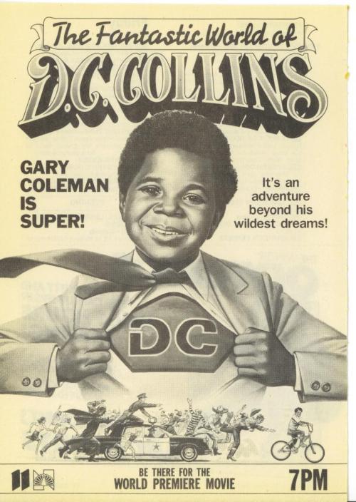 D.C. Collins Ad 1984