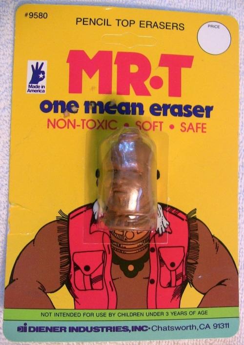 Diener Mr. T 1984