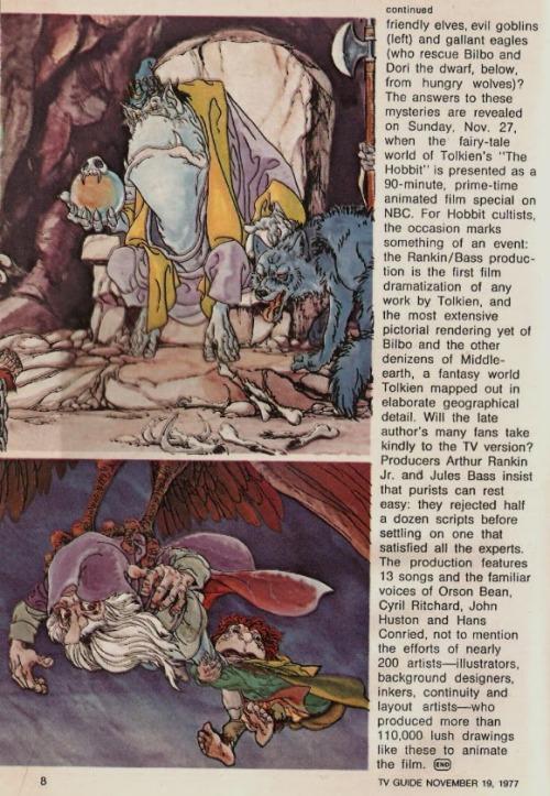 Hobbit 1977-2