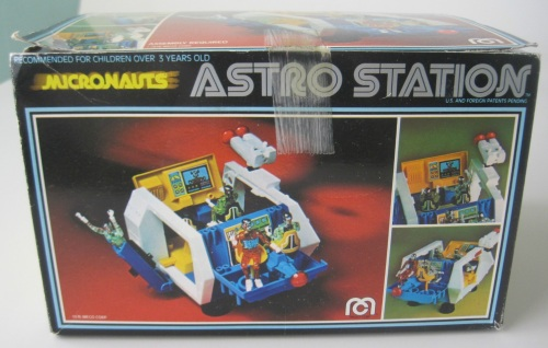 Micronauts Astro Station-2