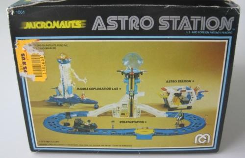 Micronauts Astro Station-3