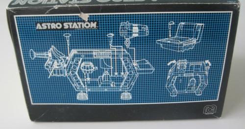 Micronauts Astro Station-4
