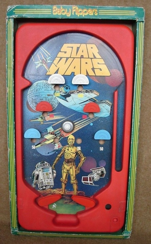 Star Wars Pinball 1977