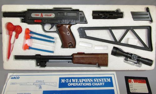 A-Team Rifle 1983-3