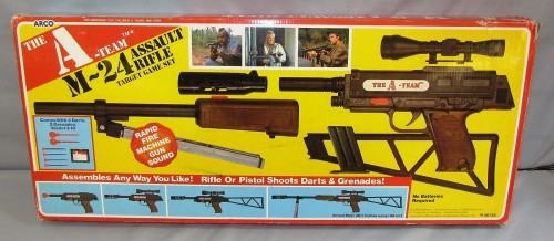 A-Team Rifle 1983