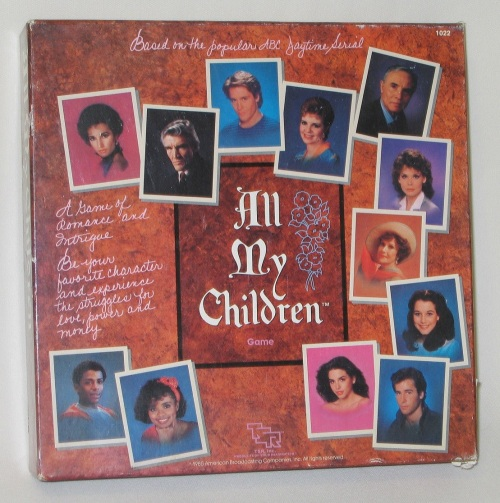 All My Children 1985