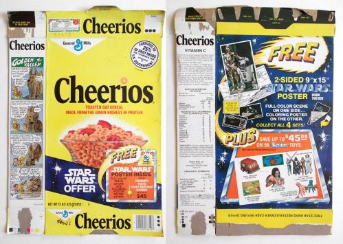 Cheerios 1978