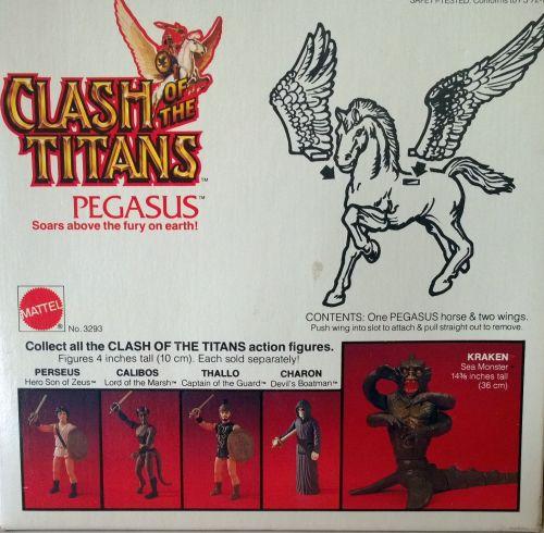 COTT Pegasus Back