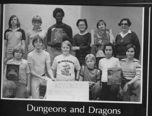 D&D Club 1980