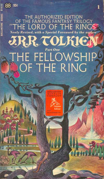 Ace Books Lord Of The Rings