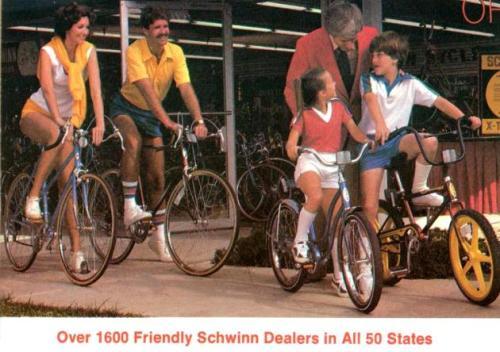 Schwinn 1980-2