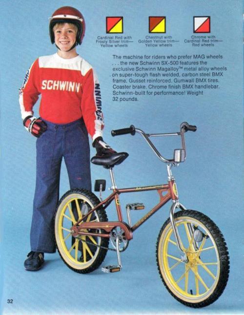 Schwinn 1980-5