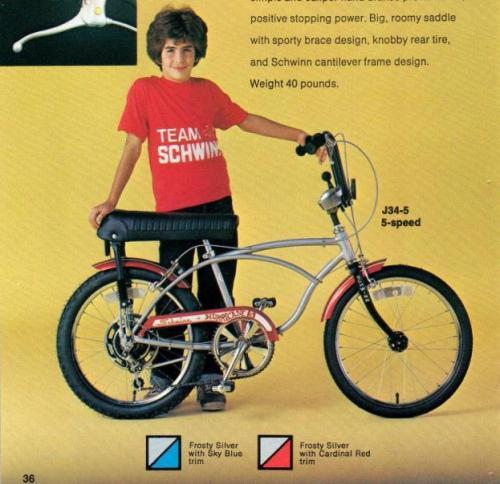 Schwinn 1980-7