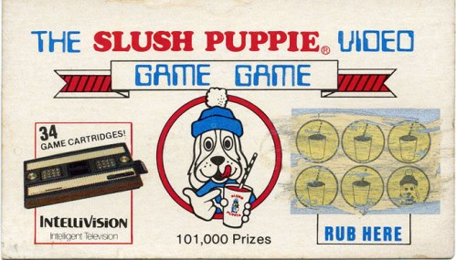 Slush Pup 1982