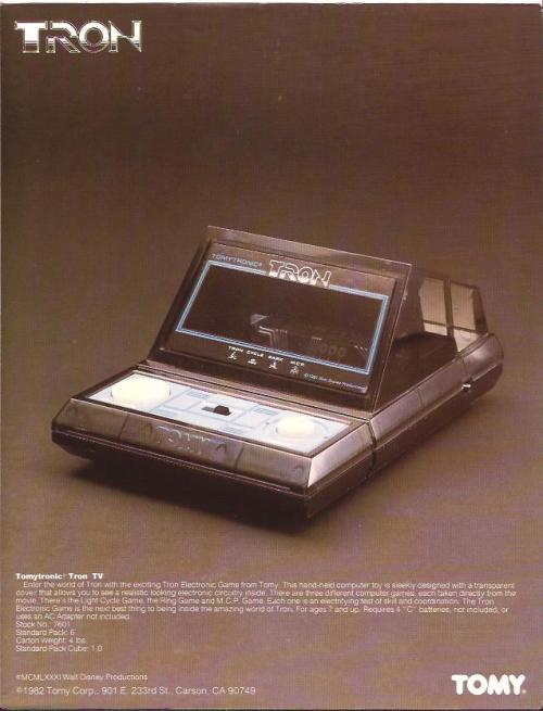 Tomy 1982-3