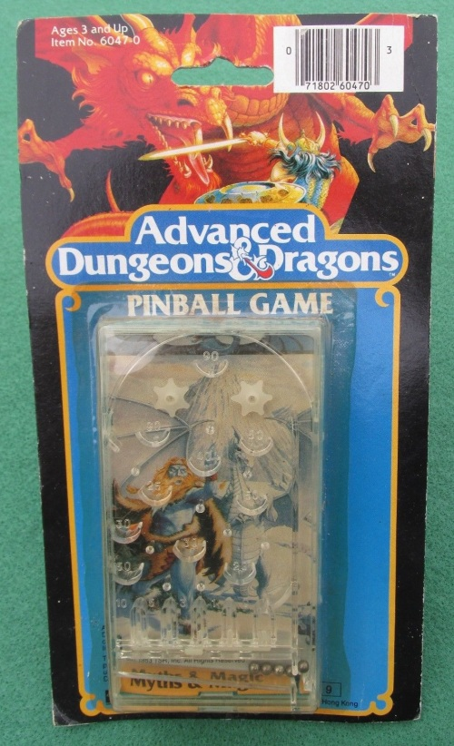 AD&D Pinball Myths 1983