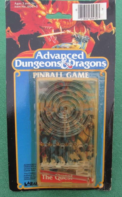 AD&D Pinball Quest 1983