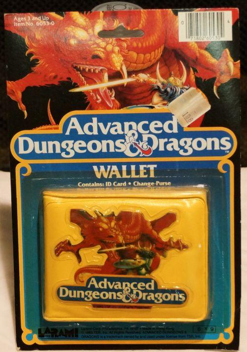 AD&D Wallet 1983