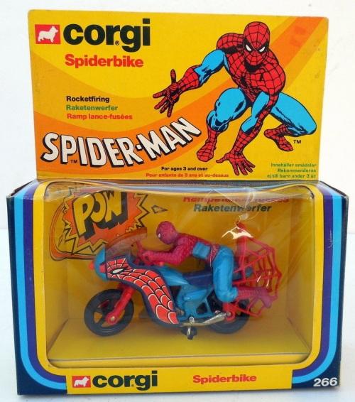 Corgi Spidey 1979