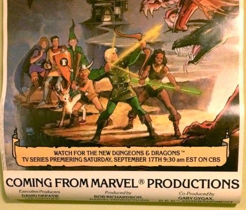 D&D Promo 1983-2