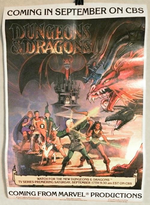 D&D Promo 1983