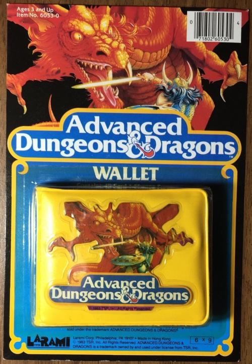 D&D Wallet