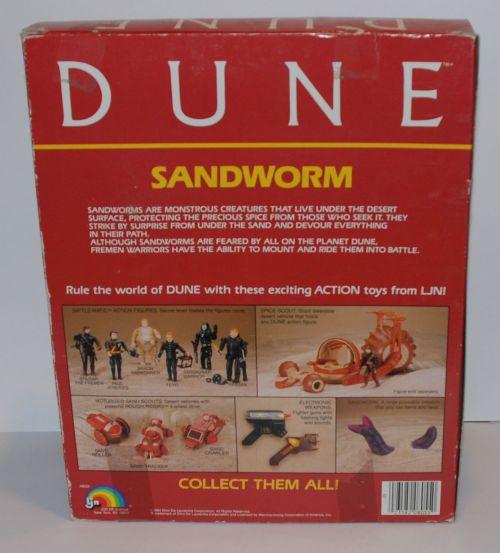 Dune Worm 1984-2