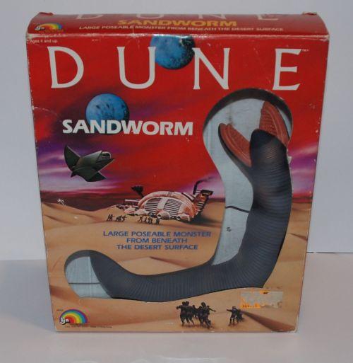 Dune Worm 1984