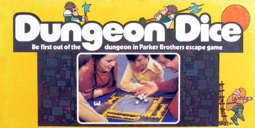Dungeon Dice 1977-1