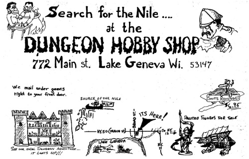 Dungeon Hobby Dragon #22 February 1979