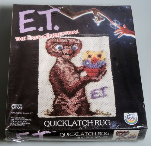 E.T. Rug 1982