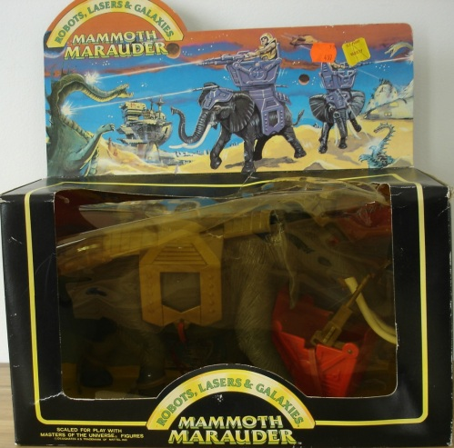 imperial toy mammoth