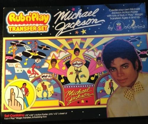 Jackson Rub 1984-2