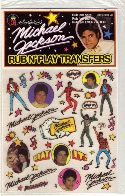 Jackson Rub 1984