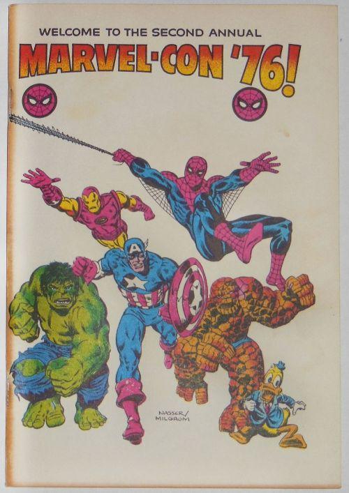 Marvel Con 76-1