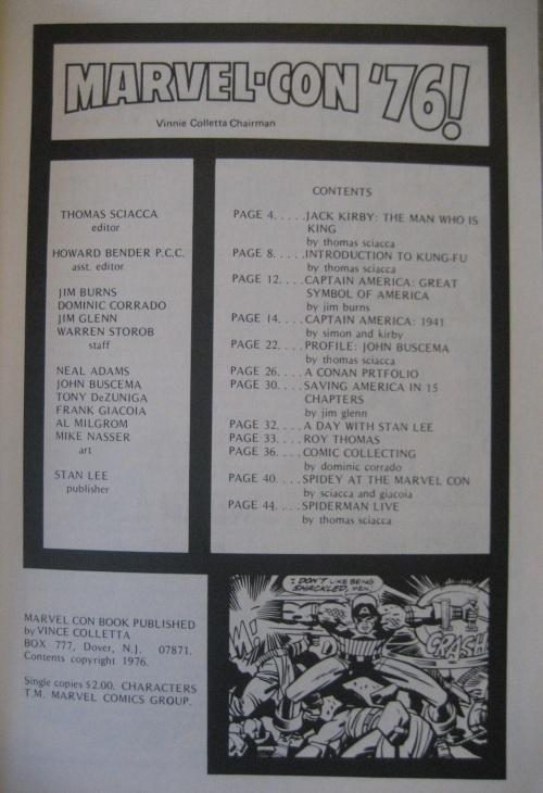 Marvel Con 76-7