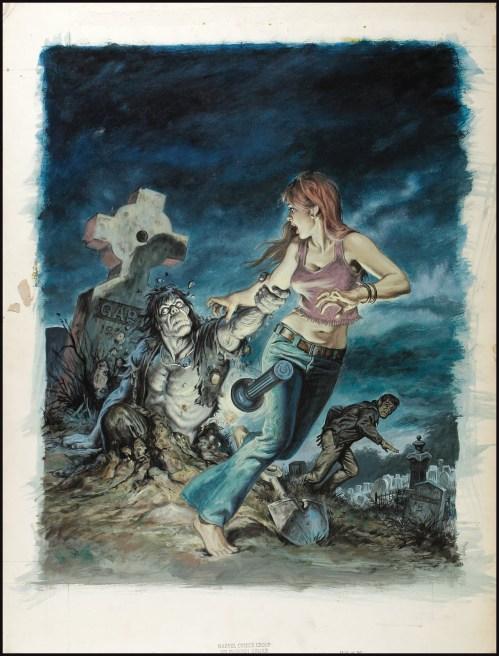 Norem Zombie #5 1974-1