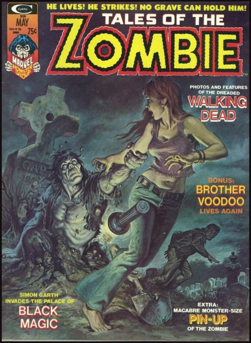 Norem Zombie #5 1974-2