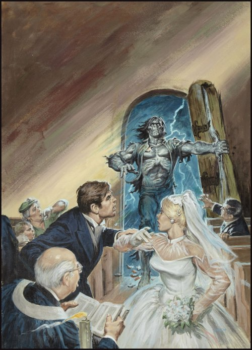 Norem Zombie #9 1975-1