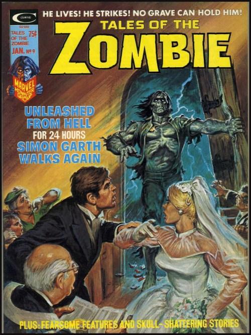 Norem Zombie #9 1975-2