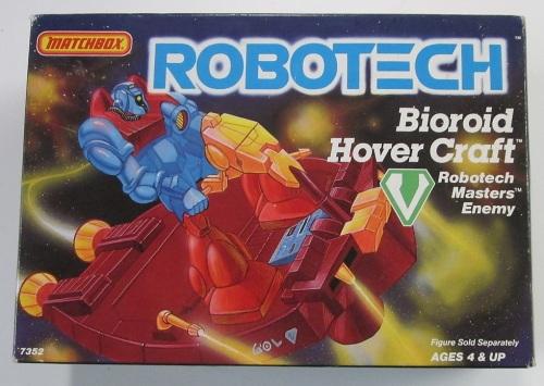 Robotech Bioroid 1985