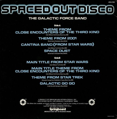 Spaced Out 1978-2