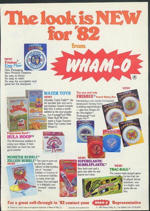 Wham-O 1982