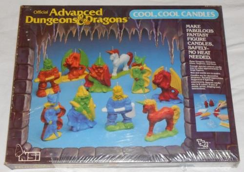 AD&D Candles 1983-1
