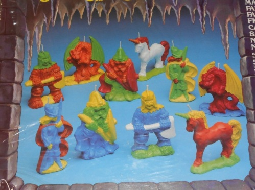 AD&D Candles 1983-2